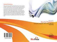 Bookcover of Cache Pollution