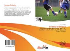 Capa do livro de Sunday Chibuike