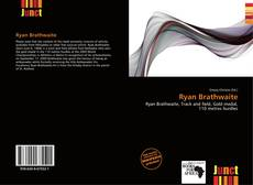 Buchcover von Ryan Brathwaite