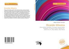 Capa do livro de Ricardo Oliveira