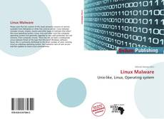 Bookcover of Linux Malware