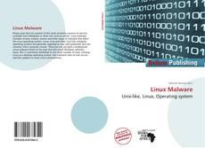 Buchcover von Linux Malware
