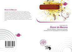 Buchcover von Óscar de Marcos
