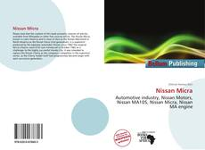 Bookcover of Nissan Micra