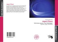 Portada del libro de Japet (Titan)