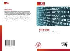 Bookcover of File Dialog
