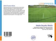 Borítókép a  Odafe Onyeka Okolie - hoz