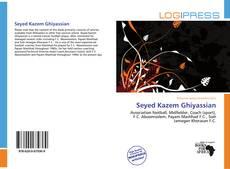 Couverture de Seyed Kazem Ghiyassian