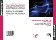 Bookcover of Saison 2008-2009 du FC Barcelone