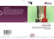 Capa do livro de Filip Rudzik