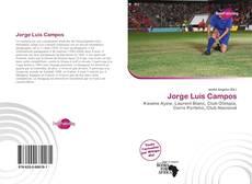 Обложка Jorge Luis Campos