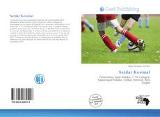 Serdar Kesimal kitap kapağı