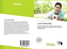 Louis Watunda的封面