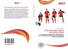 Bookcover of Ciro Henrique Alves Ferreira e Silva