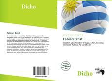 Buchcover von Fabian Ernst