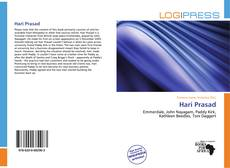 Bookcover of Hari Prasad