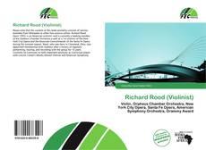 Buchcover von Richard Rood (Violinist)