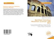 Bookcover of Quintus Caecilius Metellus (Consul 206 BC)