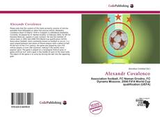 Bookcover of Alexandr Covalenco