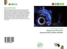 Capa do livro de Approval Proofer