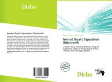 Armed Boats Squadron Dubrovnik的封面