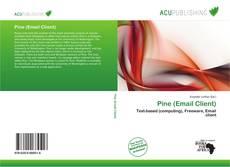 Capa do livro de Pine (Email Client)