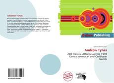 Portada del libro de Andrew Tynes