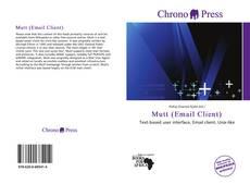 Capa do livro de Mutt (Email Client)