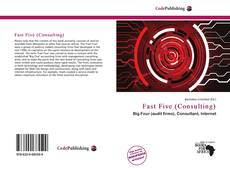 Fast Five (Consulting)的封面