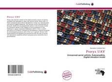 Capa do livro de Pteryx UAV