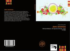 Bookcover of Jens Jeremies
