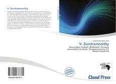 Bookcover of V. Sundramoorthy
