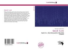 Bookcover of Quick Look