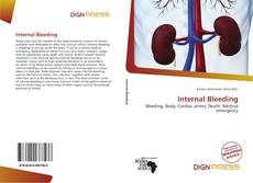 Bookcover of Internal Bleeding