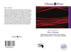 Copertina di Rex Alston