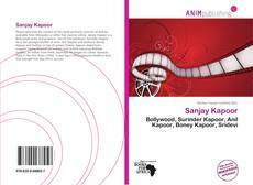 Bookcover of Sanjay Kapoor