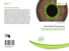 Bookcover of Interstitial Pregnancy