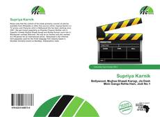 Capa do livro de Supriya Karnik
