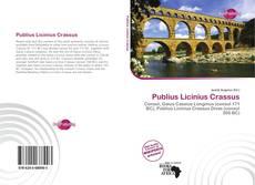 Bookcover of Publius Licinius Crassus
