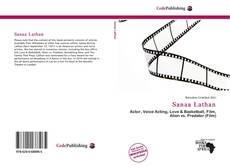 Bookcover of Sanaa Lathan