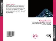 Bookcover of Yakubu Adamu