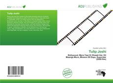 Bookcover of Tulip Joshi