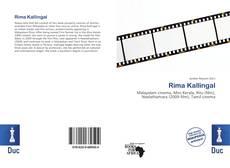 Couverture de Rima Kallingal