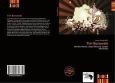 Tim Borowski kitap kapağı