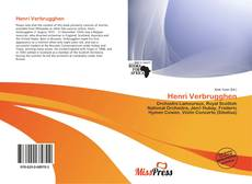 Buchcover von Henri Verbrugghen