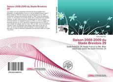 Bookcover of Saison 2008-2009 du Stade Brestois 29