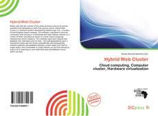Bookcover of Hybrid Web Cluster