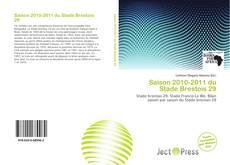 Bookcover of Saison 2010-2011 du Stade Brestois 29