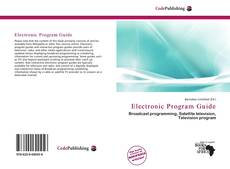 Electronic Program Guide的封面