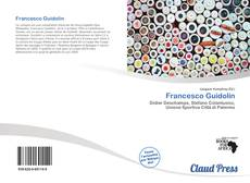 Capa do livro de Francesco Guidolin